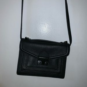 Loeffler Randall blacked out bag